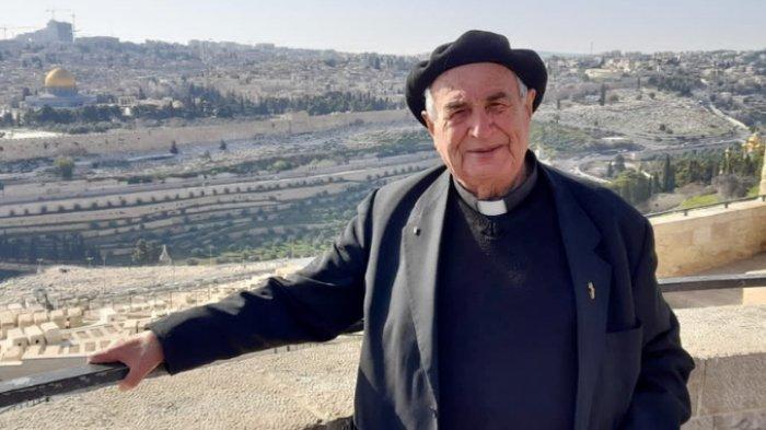 Ini Sosok yang Satukan Islam dan Kristen di Tengah Gempuran Israel