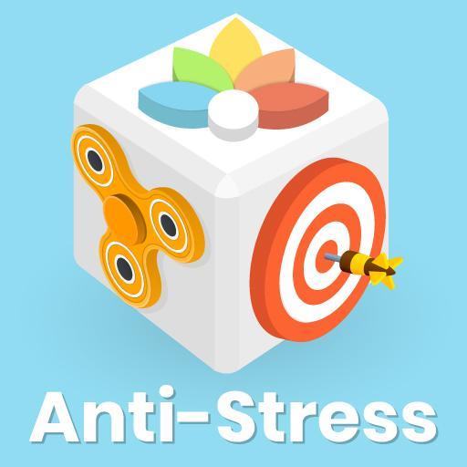 Anti Stress - Stress Abbauen Entspannungsspiele