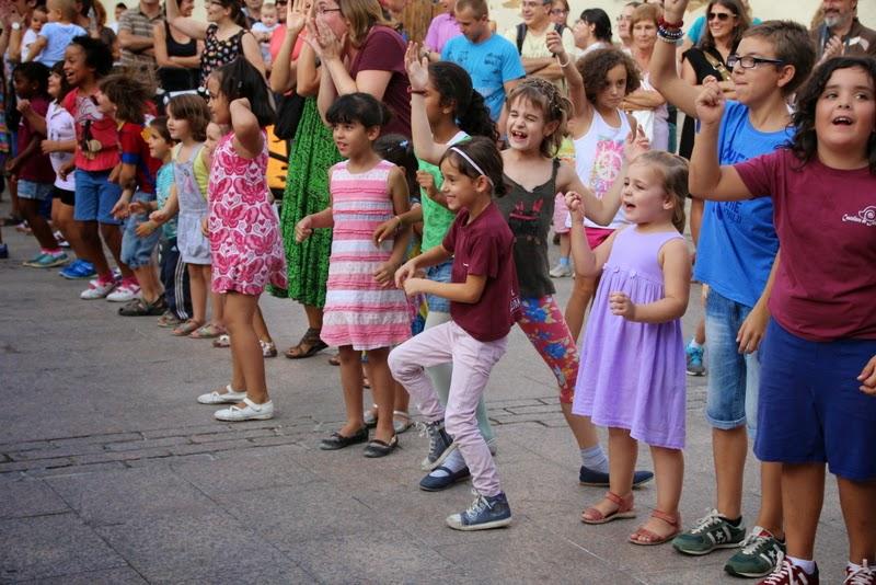 Festa infantil i taller balls tradicionals a Sant Llorenç  20-09-14 - IMG_4316.jpg