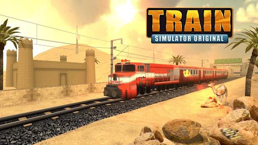 Train Simulator - Free Games  screenshots 14