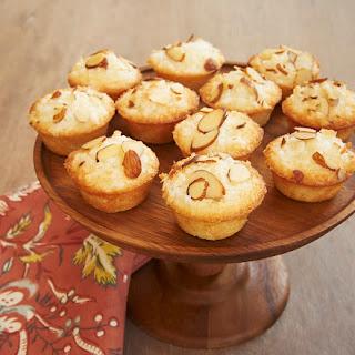 Mini Coconut Cakes.