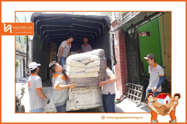Dịch vụ chuyển nhà trọn gói quận 12