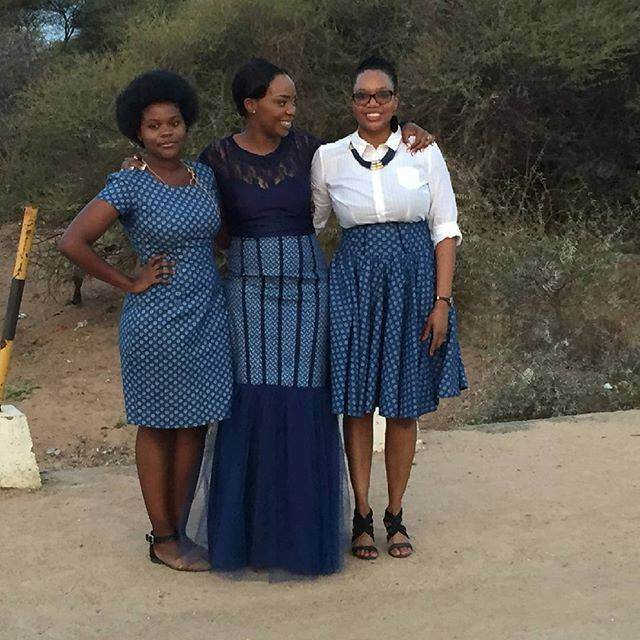 30 Best Traditional Wedding Decor Ideas In South Africa: Best South African Traditional Dresses 2017 / 18