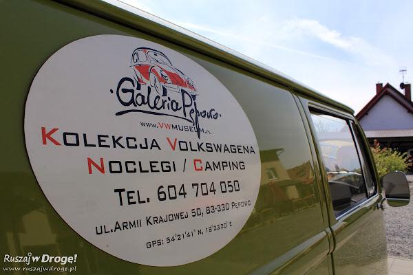 Galeria Pępowo i Muzeum VW w Pępowie