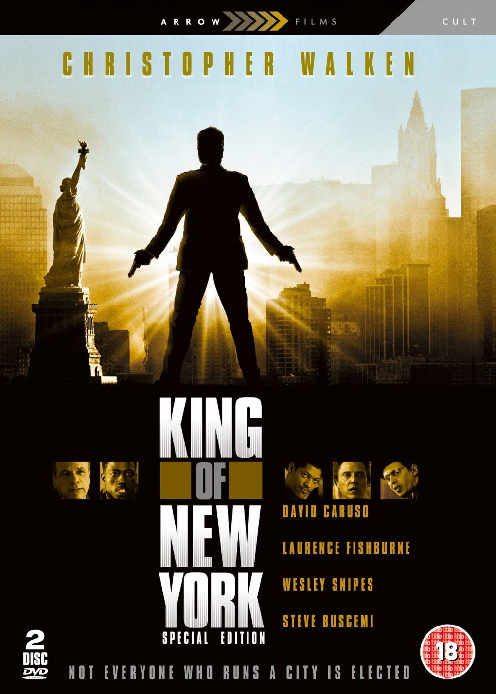 El rey de Nueva York - King of New York (1990)