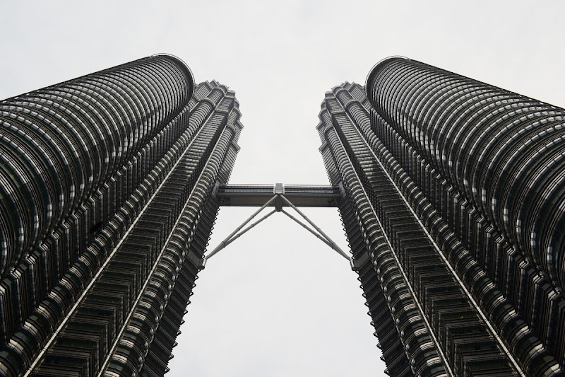 Petronas Towers башни петронас
