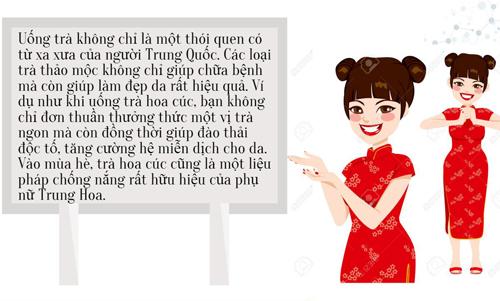 5 bi quyet lam dep truyen doi cua phu nu Trung Hoa  2