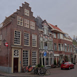 in Leiden, Noord Holland, Netherlands