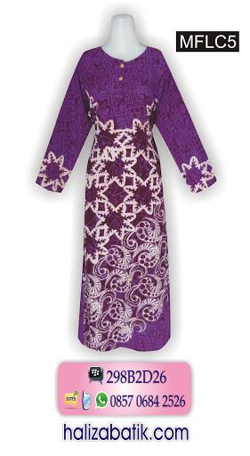 model baju batik wanita, butik baju, design baju batik