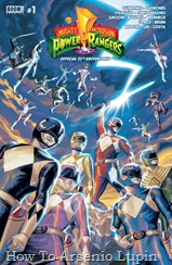[MT] Mighty Morphin Power Rangers - Especial 25to Aniversario 001-000
