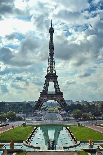 25 Facts about Eiffel Tower