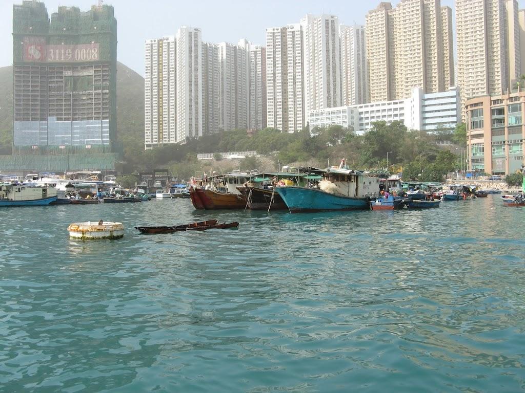 0200Cruise on Victoria Harbour