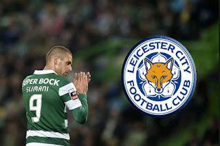 Slimani à Leicester: le CR Belouizdad pas encore fixé sur sa quote-part du transfert