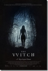 The Witch - film horror - poster