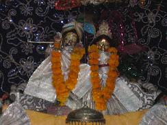 Sadhu Maharajas beloved Radha Mohanji