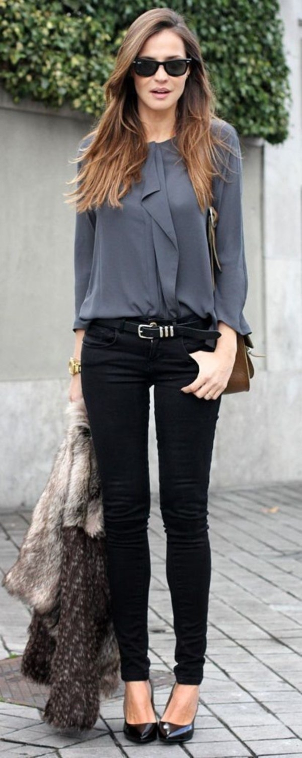cute work clothes for young business ladies  styles 2d