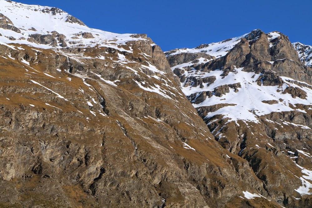 Avalanche Haute Maurienne, secteur Pointes du Châtelard - Photo 1