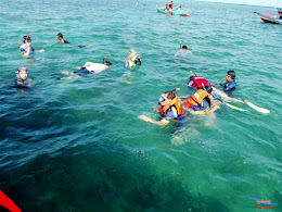 family trip pulau pari 140716 Fuji 085