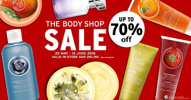 BILA BODY SHOPS SALE HINGGA 70%