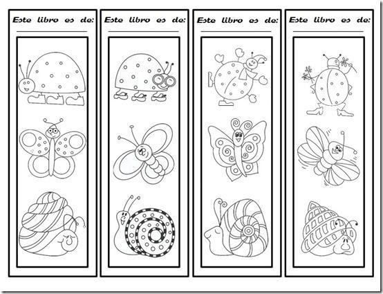 Marcapaginas infantiles para imprimir6