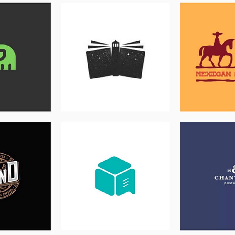 8 cuentas de Instagram enfocadas en diseños de logotipos