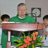 Quý Cha thăm mục vụ Giáo xứ