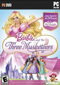 Barbie and the Three Musketeers - Review By Steven Winslow