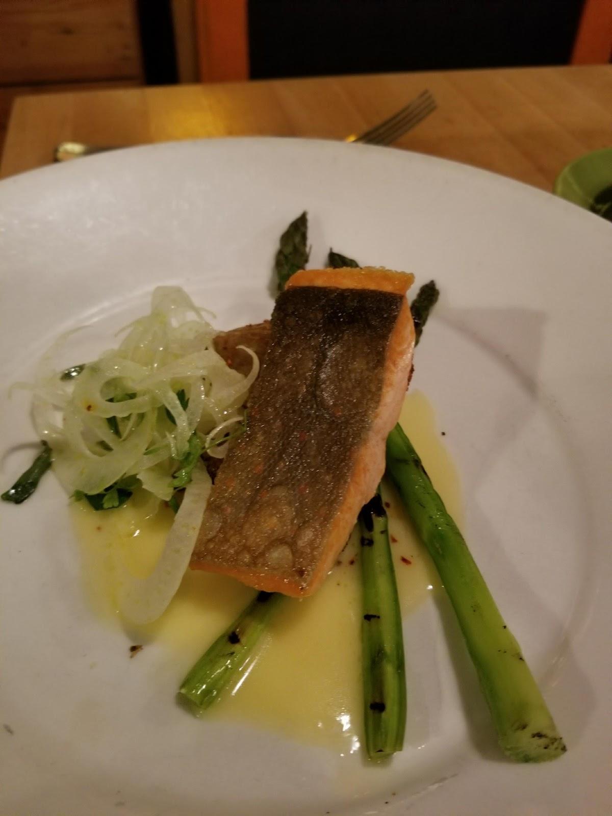 salmon capitol hill kfclovesyou foodie blogger