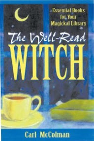 Cover of Carl McColman's Book The Well Read Witch