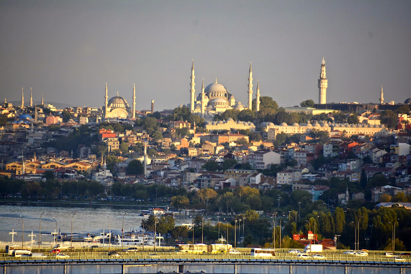 Istanbul.  2015 Eat Smart in Turkey Culinary Tour