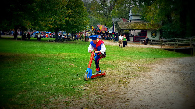 J is for Jester.  From the Ohio Renaissance Festival, A-Z