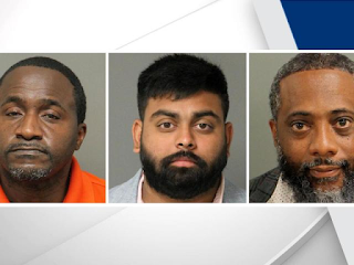 3 Vance deputies charged with taking suspected drug dealer's Cadillac, trying to cover it up