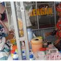 Para Pedagang di RSD. MAYJEND HM. Ryacudu Kotabumi, Keluhkan Sejak Kehadirnya  Covid-19 di Lampung Utara