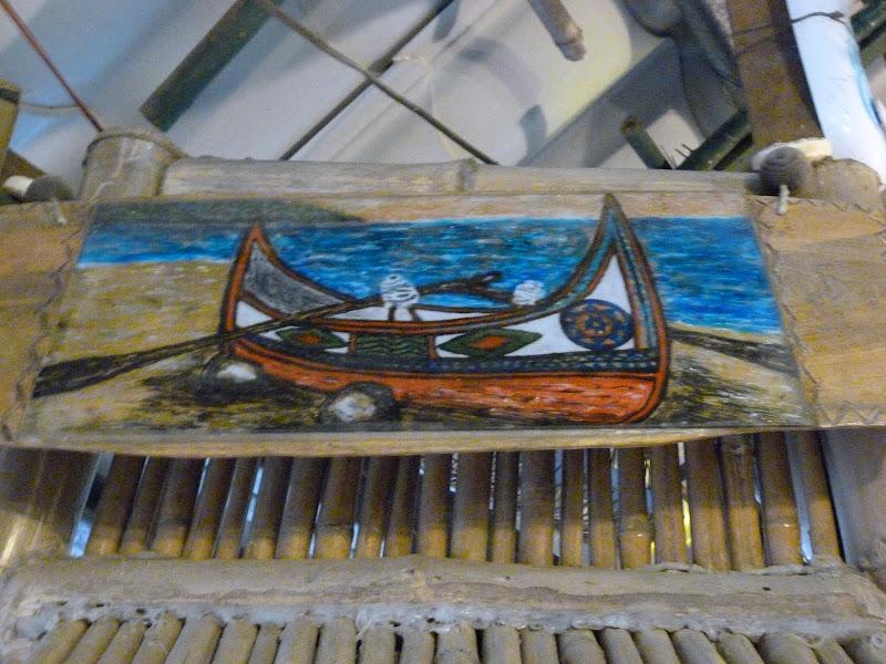 Restaurant aborigene pres de Xizhi, Musée de la céramique Yinge - P1140724.JPG
