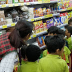 Field Trip to Super Market by Sr Kg Section at Witty World Chikoowadi (2018 - 19)