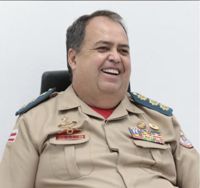 Coronel Adson Marchesini é o novo comandante-geral do Corpo de Bombeiros Militares da Bahia