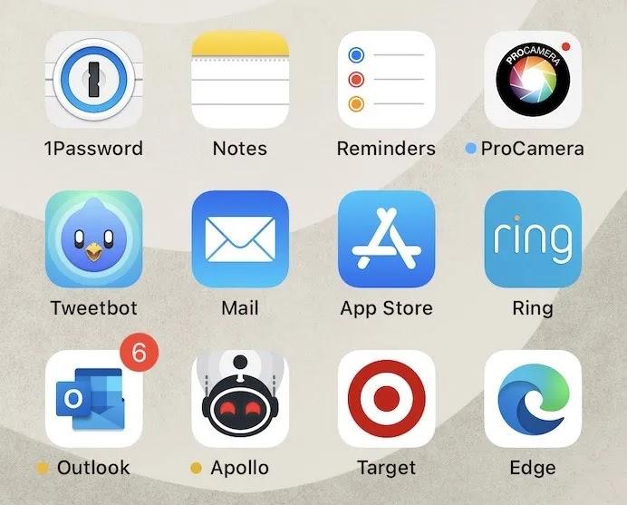 استعادة التطبيقات المحذوفة Iphone App Store