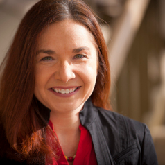 Katharine Hayhoe, Professor and Director, Climate Science Center, Texas Tech University. Photo: Katharine Hayhoe