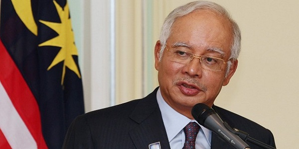 Najib Razak, Kau Tak Pernah Rasa Semua Ini.jpg