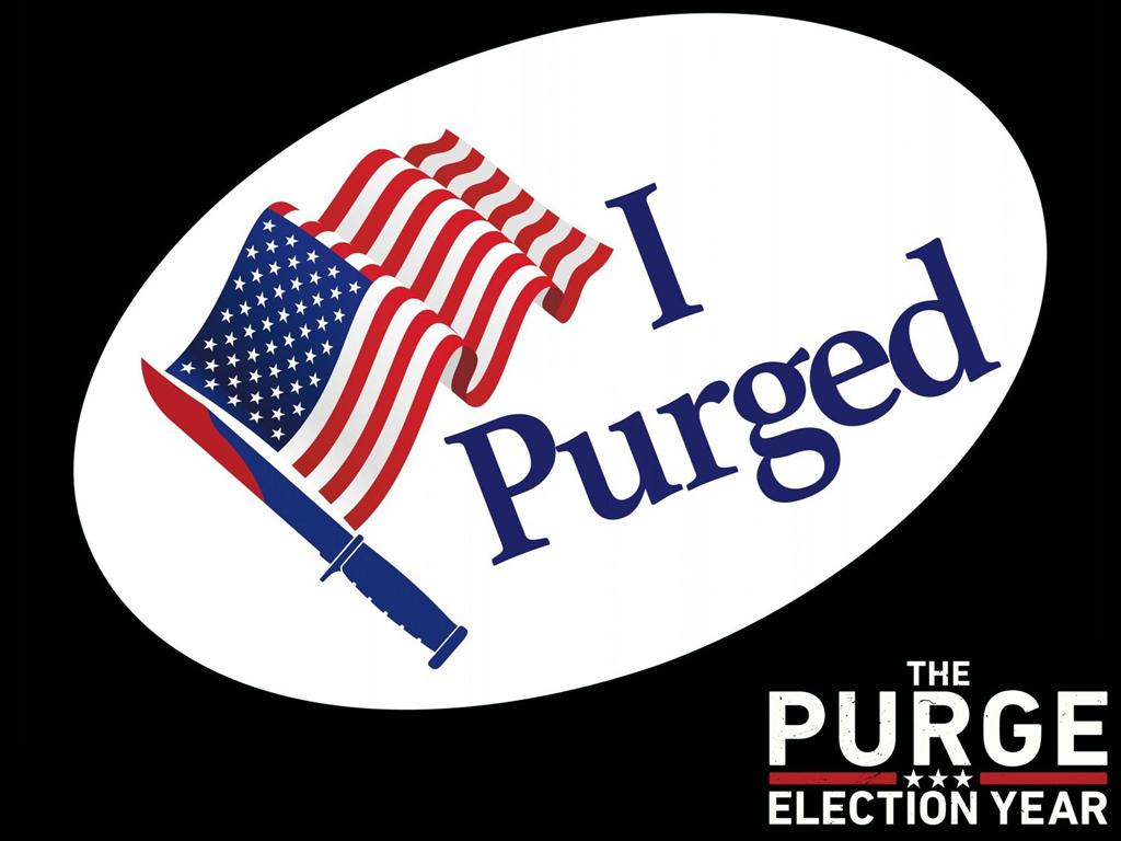 Κάθαρση: Έτος Εκλογών (The Purge: Election Year) Wallpaper