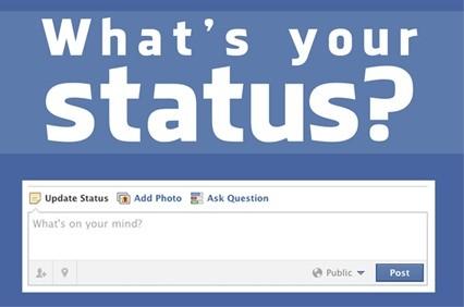 Lakukan beberapa hal ini sebelum update status di facebook