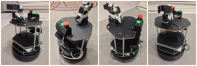 Robot Platform for the Workshop