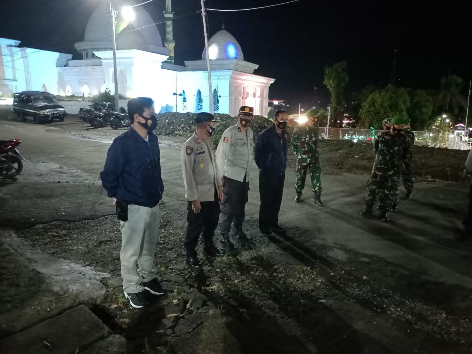 Kabag Operasional Polres Soppeng Pimpin Operasi Yustisi