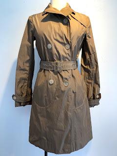 Jil Sander Rain Coat