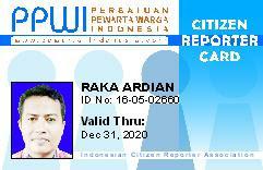 PPWI Berduka, Anggota PPWI dari Metro Lampung Raka Ardian Tutup Usia