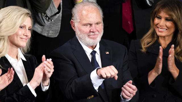 Rush Limbaugh Urges Americans To Reject Joe Biden's Negative Message: 'The Last Thing I Would Say'