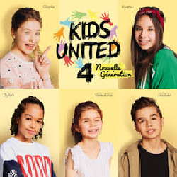 CD Kids United Nouvelle Génération – Au Bout de Nos Rêves (Torrent) download