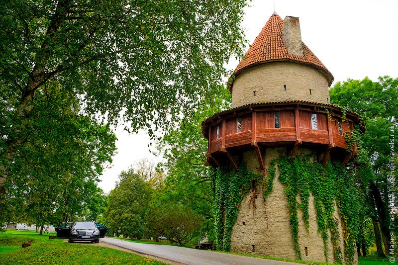 Замок Кийу, Эстония