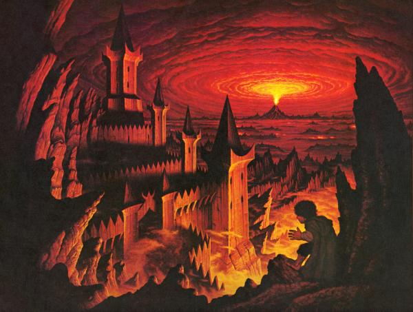 Red Hell Castle, Fantasy Scenes 1
