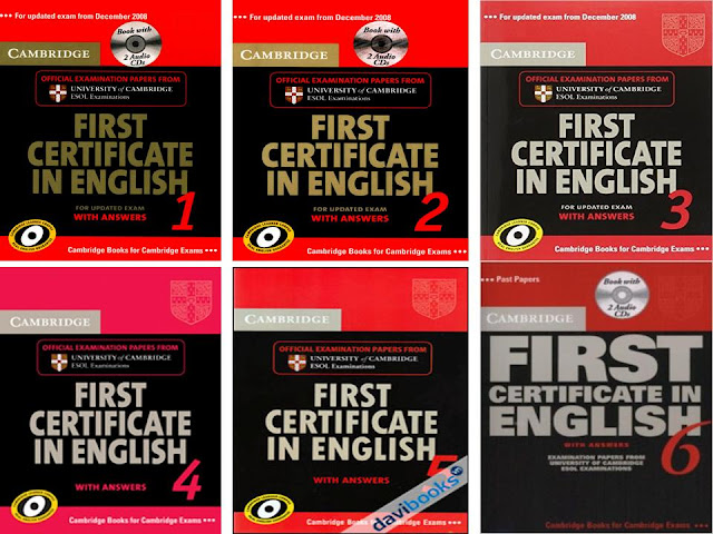 First%2BCertificate%2Bin%2BEnglish [Series] First Certificate in English 1, 2, 3, 4, 5, 6 ( FULL Ebook + Audio )